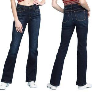 NWT Judy Blue Avery Dark Wash Boot Cut Jeans